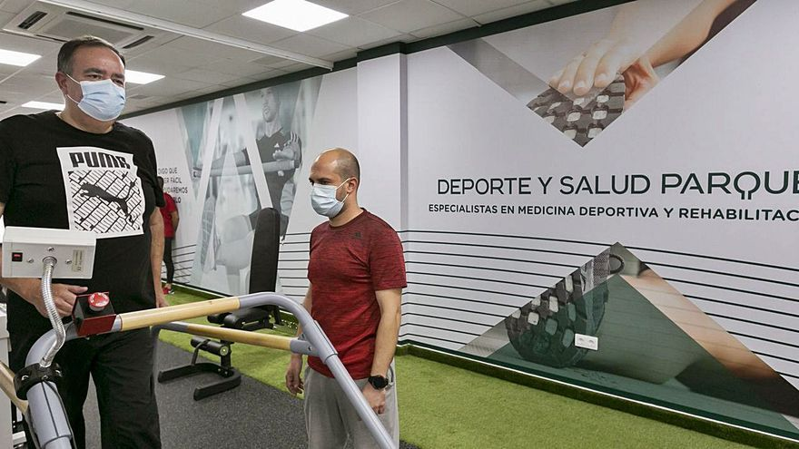 La Unidad de Deporte y Salud de Hospital Parque, pionera en rehabilitación cardiaca