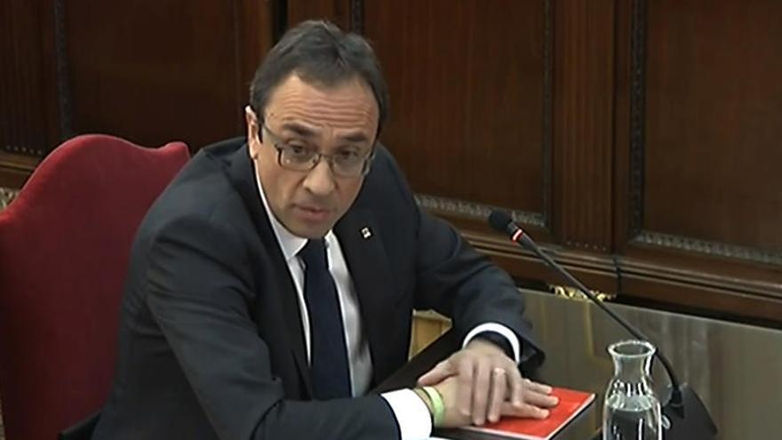 El juez autoriza un permiso de 3 días para Rull, pese a la oposición del fiscal