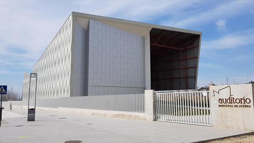 El Ayuntamiento encarga el proyecto de ampliación del aforo del Auditorio