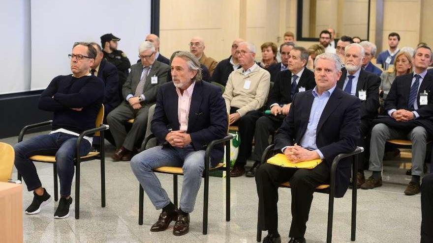 Trece acusados reconocen delitos en la visita del Papa a Valencia en 2006
