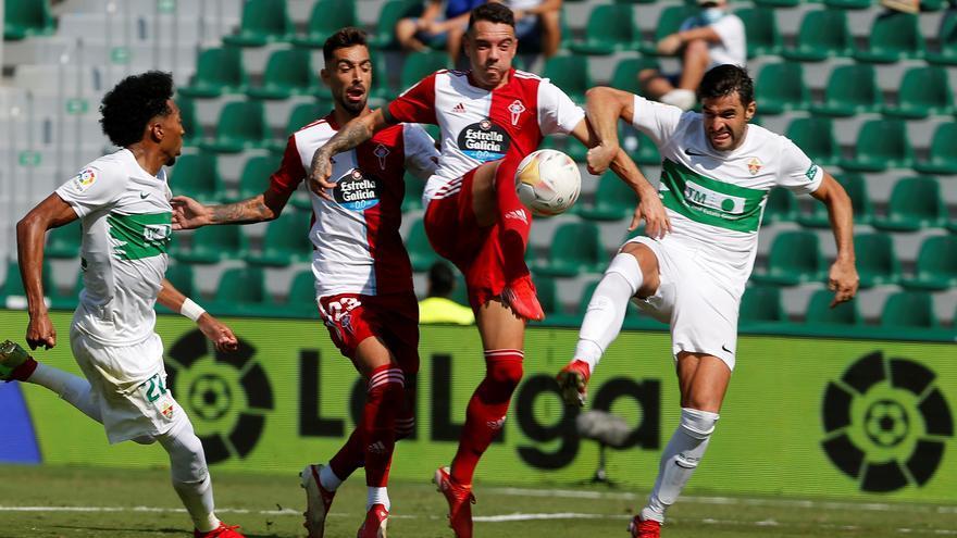 Cuatro rivales directos y el Madrid esperan al Elche con el regreso de LaLiga