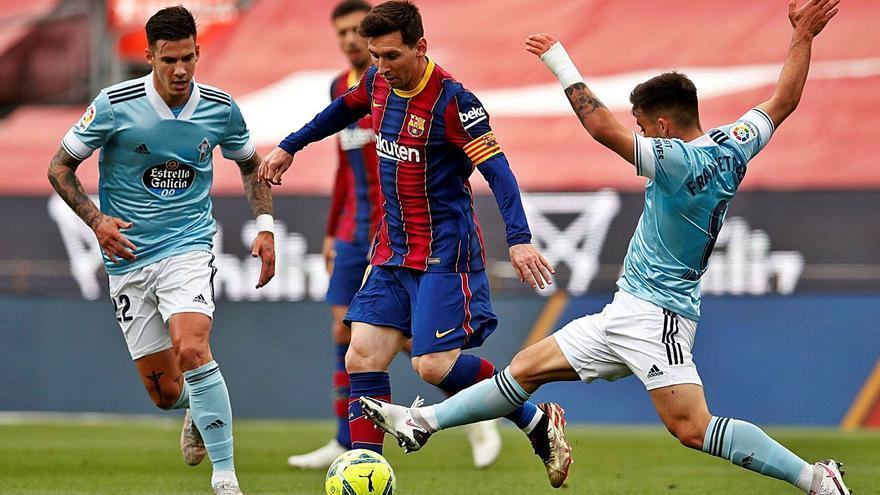 Un Barça impotent es queda sense cap opció al títol de Lliga