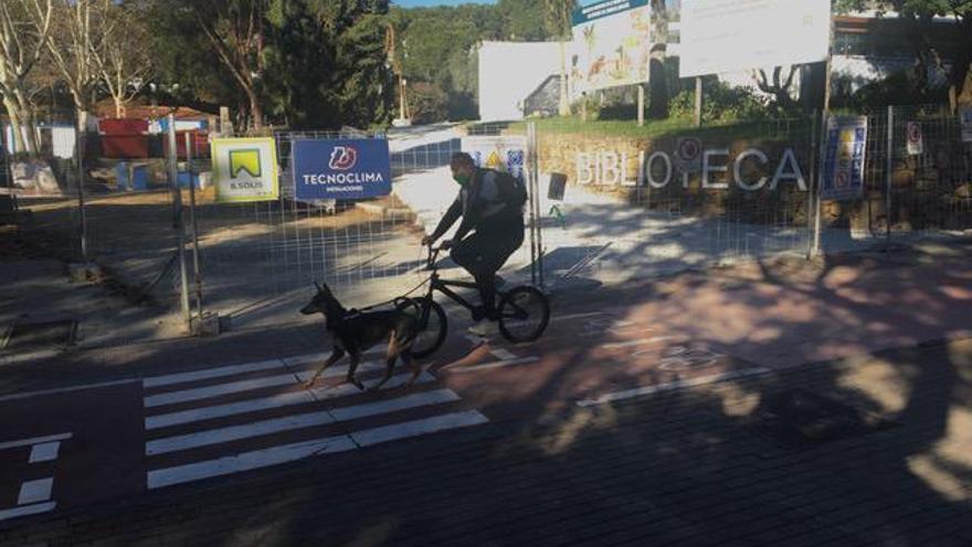 El Ayuntamiento de Marbella inicia los trámites para recepcionar la Biblioteca Central