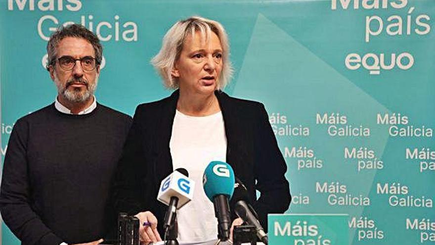 """Bescansa alerta del riesgo de terceras elecciones """"si no se vota diferente"""""""