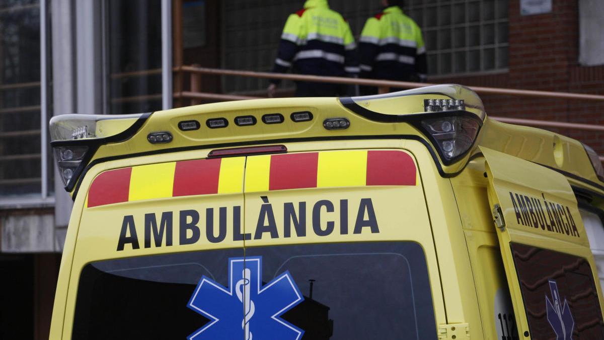 L'home va morir ahir a l'hospital Trueta de Girona