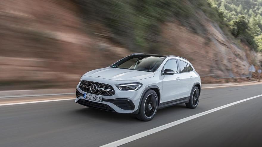 El nuevo Mercedes-Benz GLA 2020 refuerza su carácter