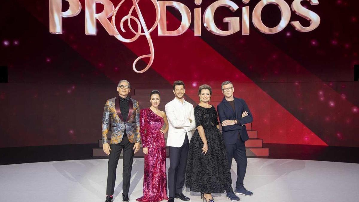 Boris Izaguirre, Paula Prendes, Andrés Salado, Ainhoa Arteta y Nacho Duato.