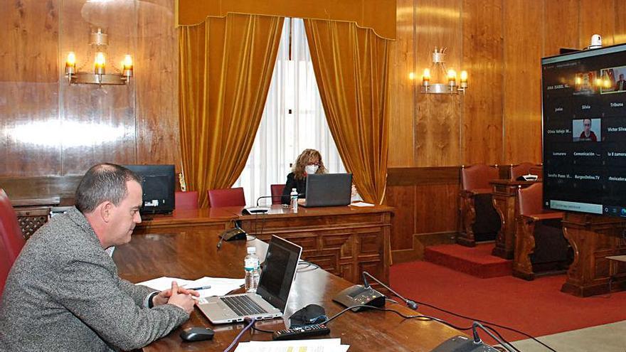 La Diputación de Zamora reclama que la despoblación cuente en el reparto de fondos Interreg