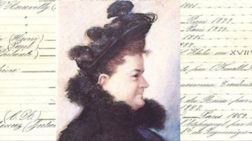 Emilia Pardo Bazán ya era 'influencer' hace un siglo