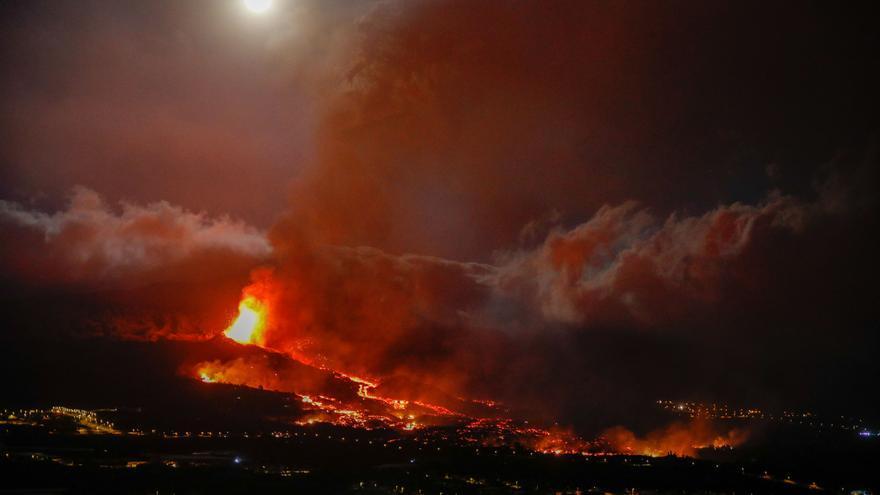 Quant pot durar l'erupció del volcà de La Palma?