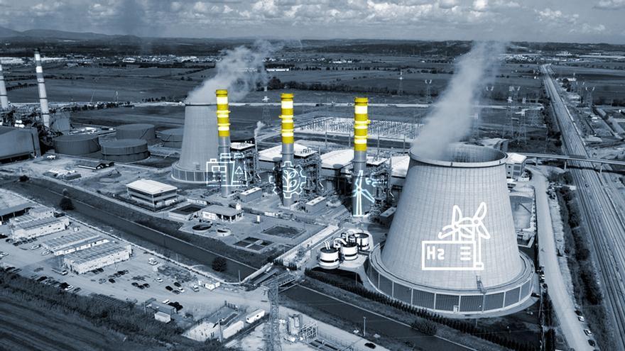 Hidrógeno y reutilización de térmicas y minas, entre los proyectos europeos
