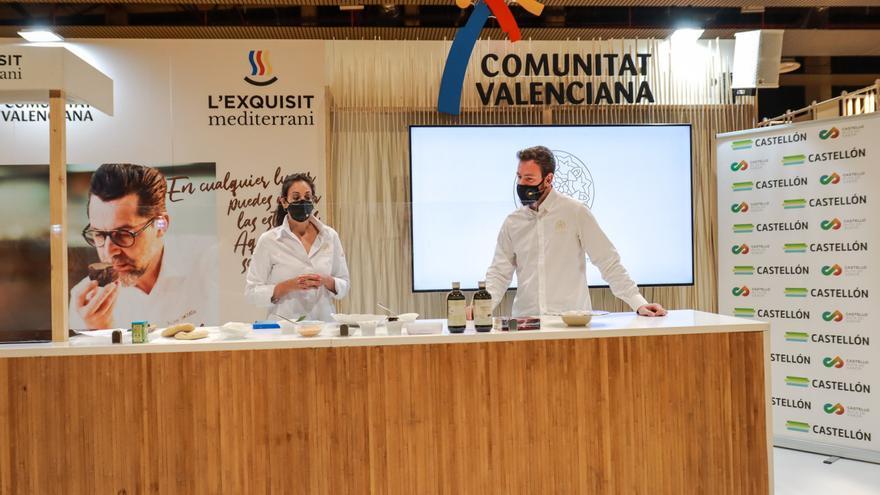 La gastronomía castellonense se abre hueco en Madrid Fusión