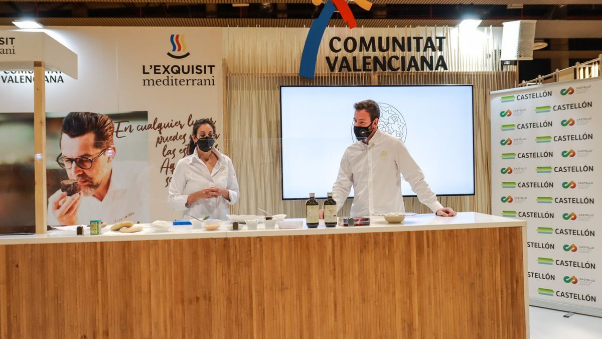 Imagen de Madrid Fusión 2021.