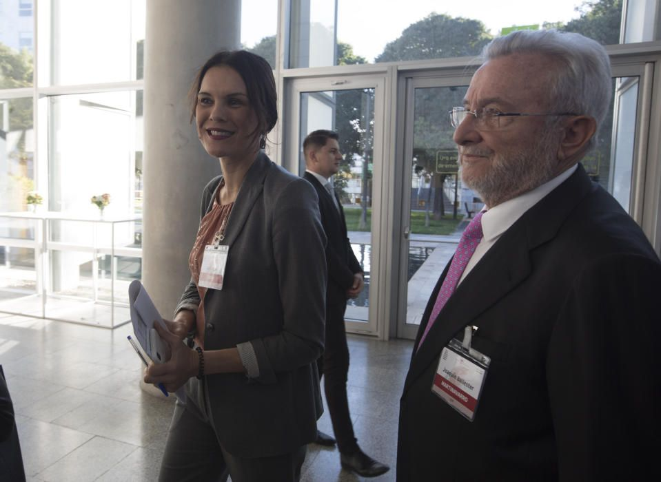 21 Congreso del Instituto de Empresa Familiar en València