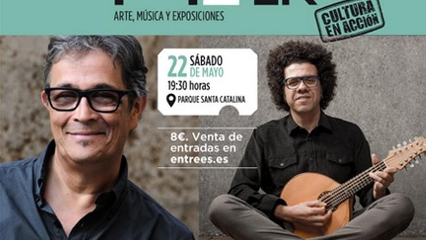 Concierto de Chano Domínguez & Hamilton de Holanda