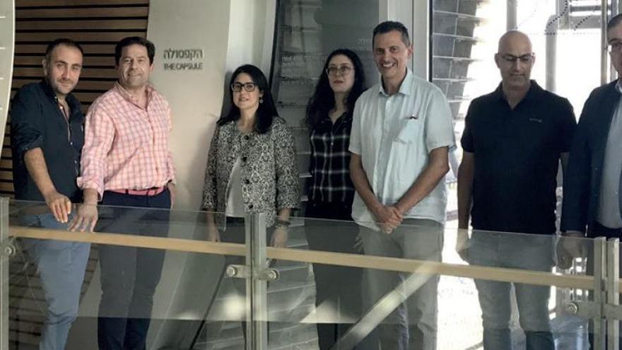 """El CTAG visita el ecosistema israelí de """"start-ups"""""""