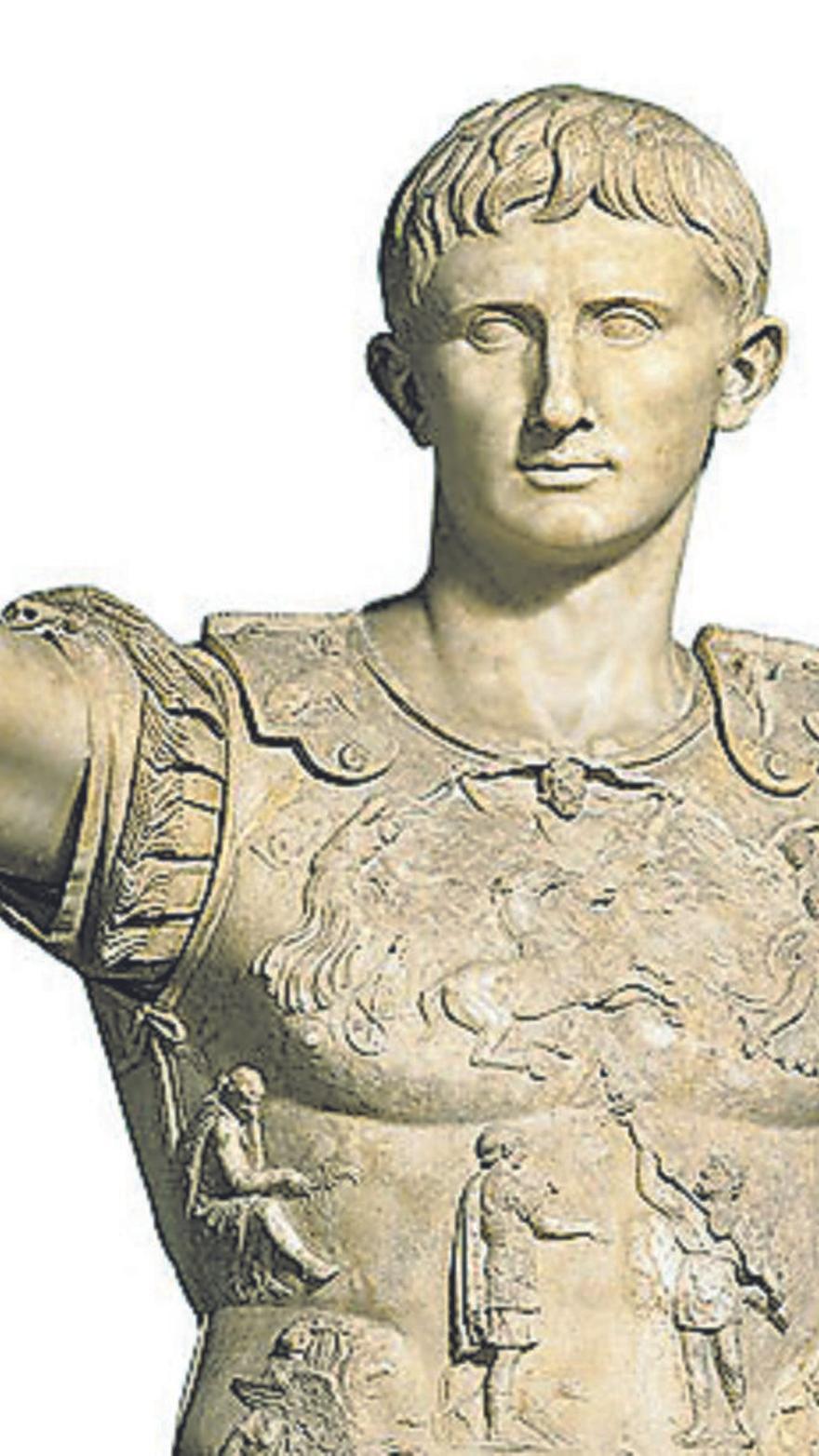 Roma imperial, visiones de la Roma de Augusto