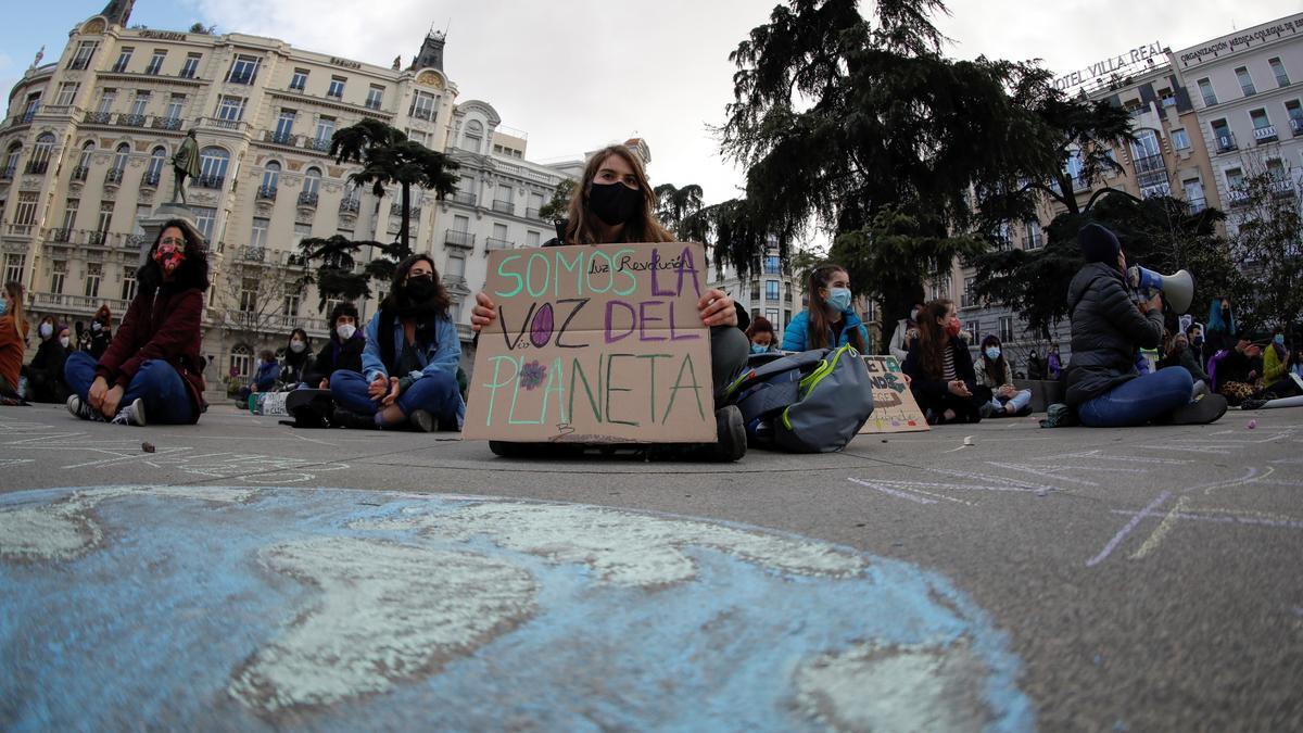 El Congreso ha aprobado la primera ley para mitigar el cambio climático en España.