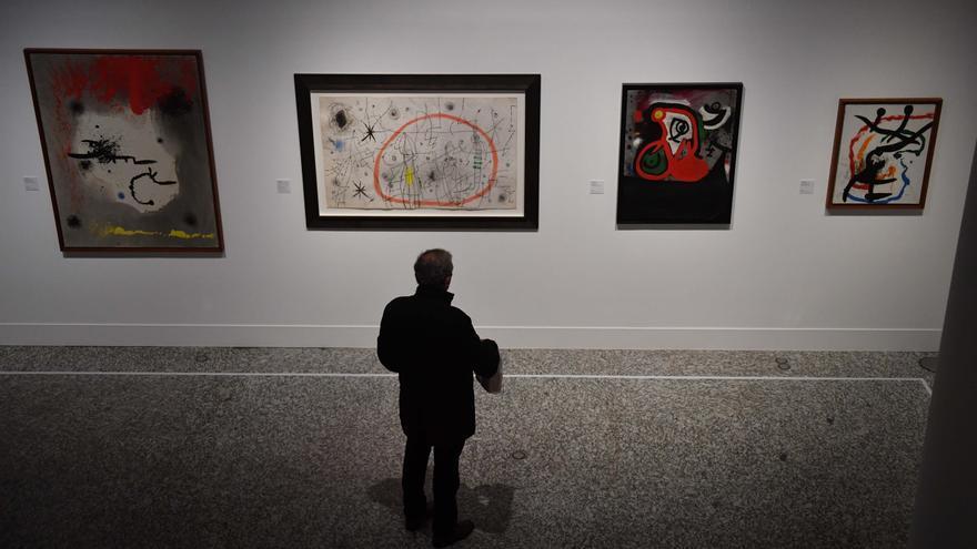 Joan Miró y el arte de asesinar la pintura