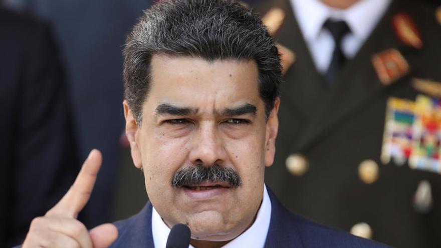 """Ocho muertos y un """"agente de la DEA"""" detenido tras intentar una """"invasión"""" en Venezuela"""
