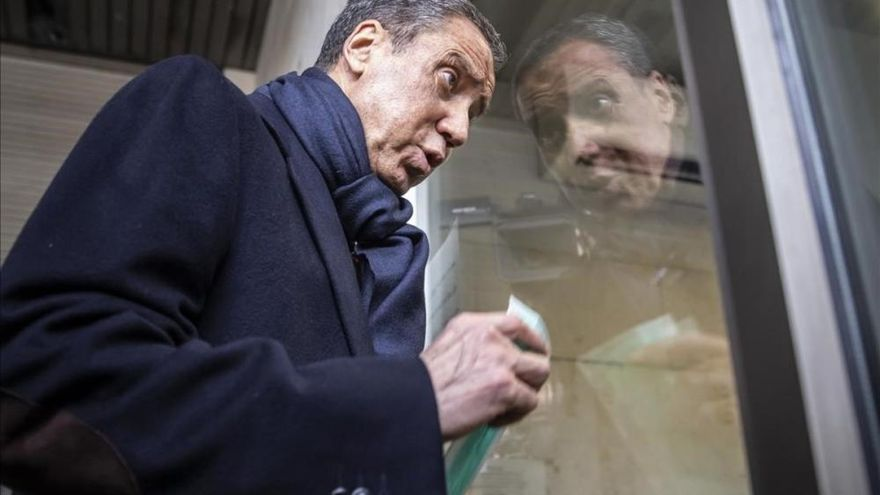 Vigilància de la Guàrdia Civil a Eduardo Zaplana