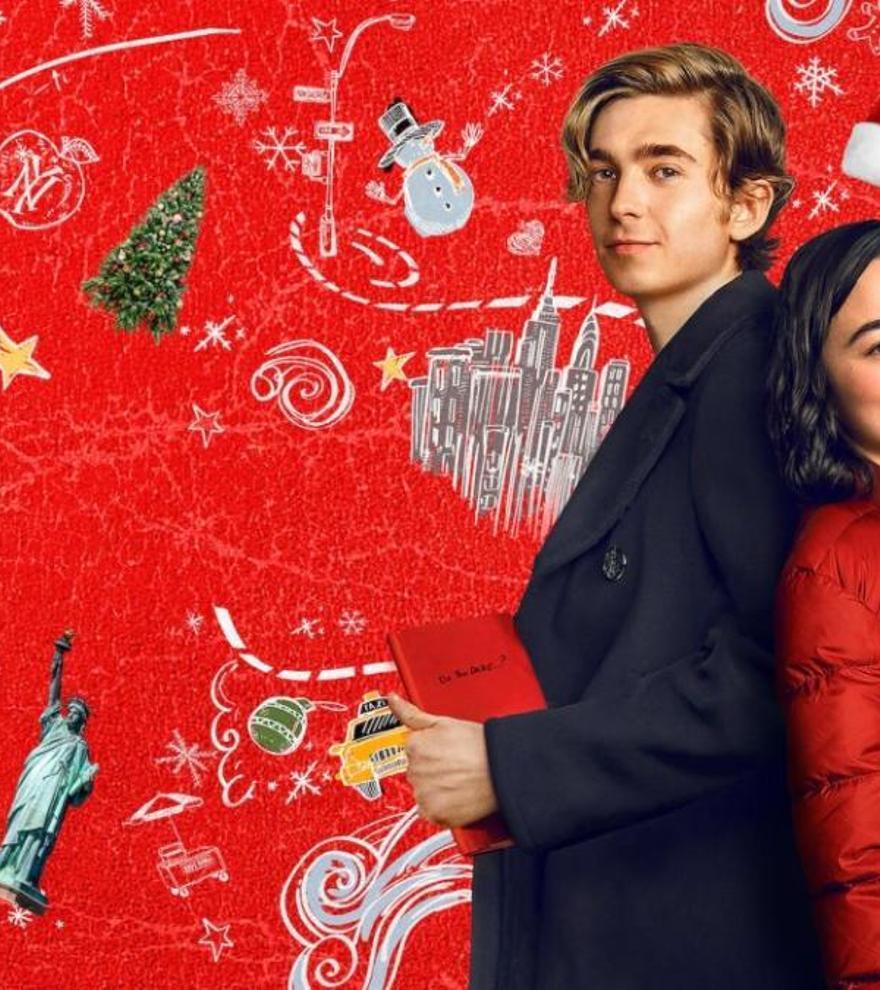 Netflix estrena la comedia romántica «Dash & Lily»