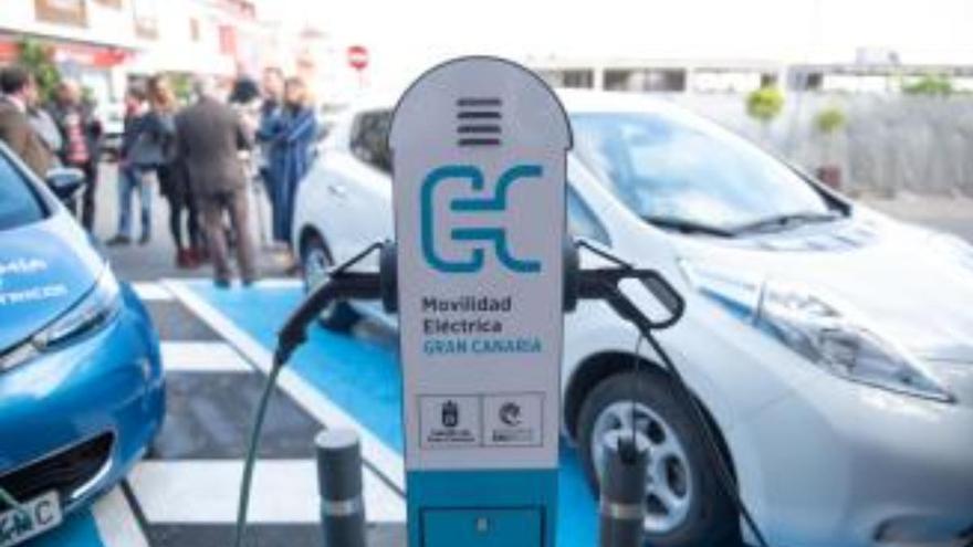 Canarias deja para septiembre las ayudas Moves II a vehículos eléctricos