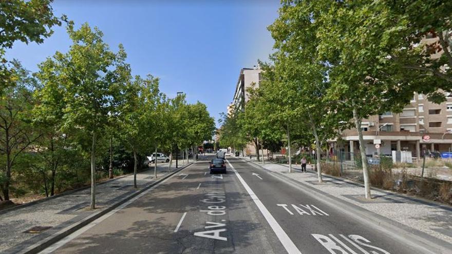 Detenida una conductora drogada en Zaragoza tras colisionar contra un coche estacionado