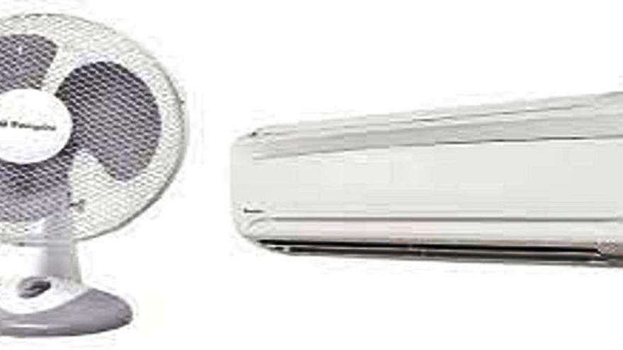 Ahorro energético y en tu factura: ¿aire acondicionado o ventilador?