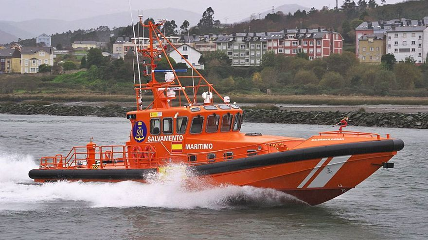 Armón construirá en Puerto de Vega otras dos embarcaciones rápidas de Salvamento