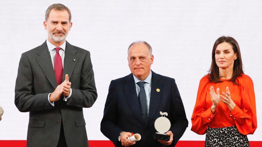 LaLiga y Carolina Marín, Embajadores Honorarios de la Marca España