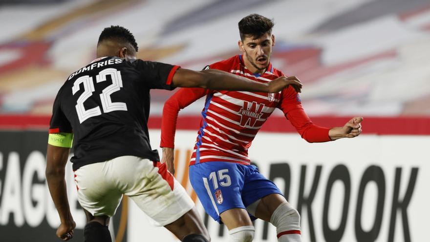 El Granada cae ante el PSV pero logra una clasificación para la historia