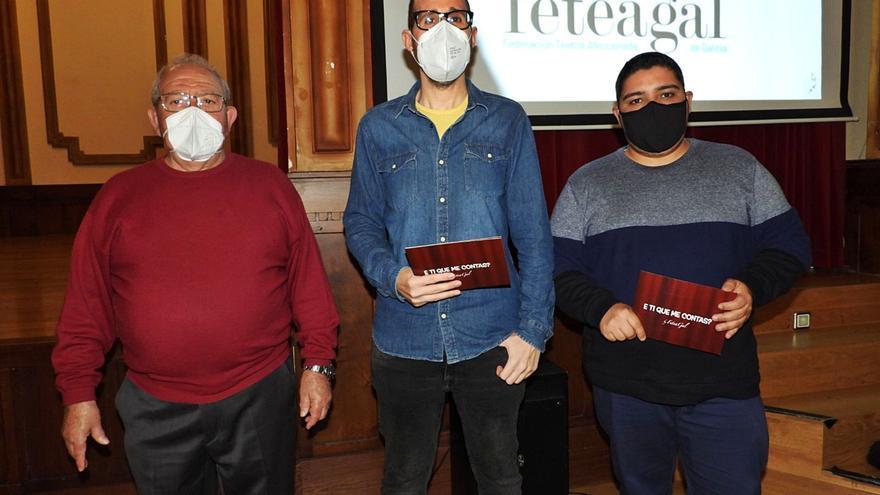 Nace FeteaGal, para aglutinar a cientos de grupos de teatro aficionado en Galicia