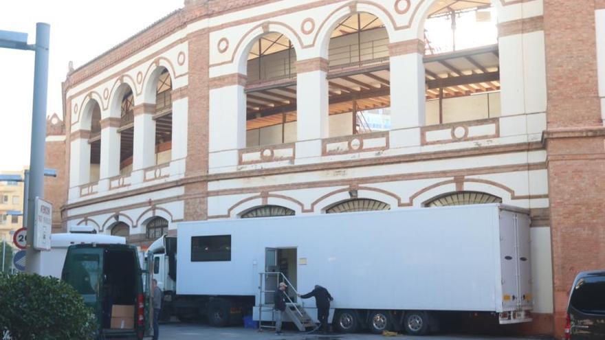Rodaje de la serie 'Genius' con Antonio Banderas
