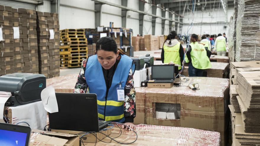 El Día del Soltero en China marca un nuevo récord de ventas online