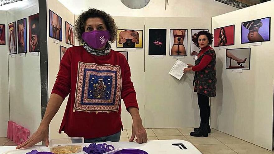 Abierta la exposición «Cosificadas»
