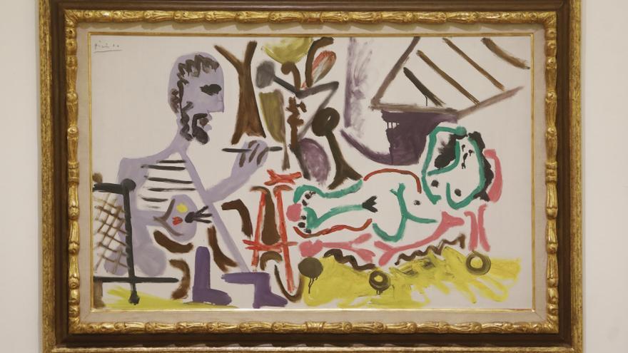 Repaso general al arte del siglo XX en el Bellas Artes