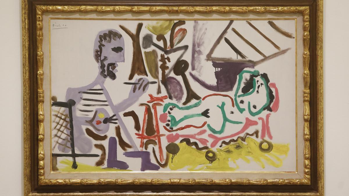 50 grandes obras de la colección de ABANCA, en el Bellas Artes de Asturias