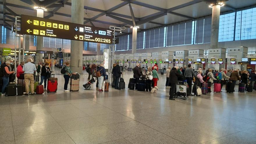 La oferta de plazas aéreas hacia Málaga de junio a septiembre roza los 3,5 millones