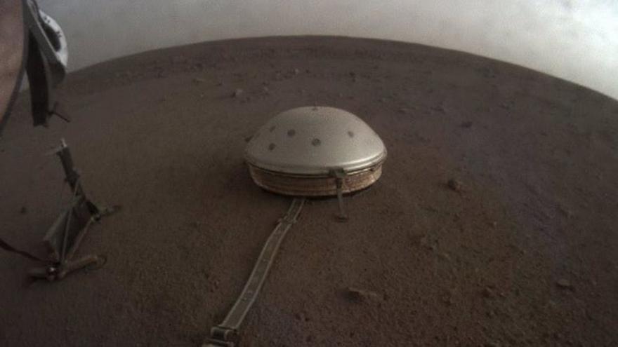 La NASA registra más de 500 terremotos marcianos en un año