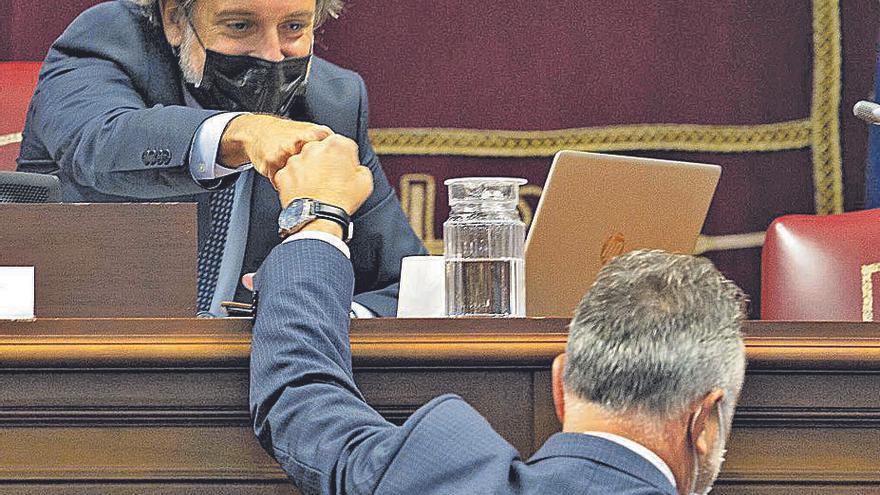 El Parlamento debate hoy la subvención del IBI turístico