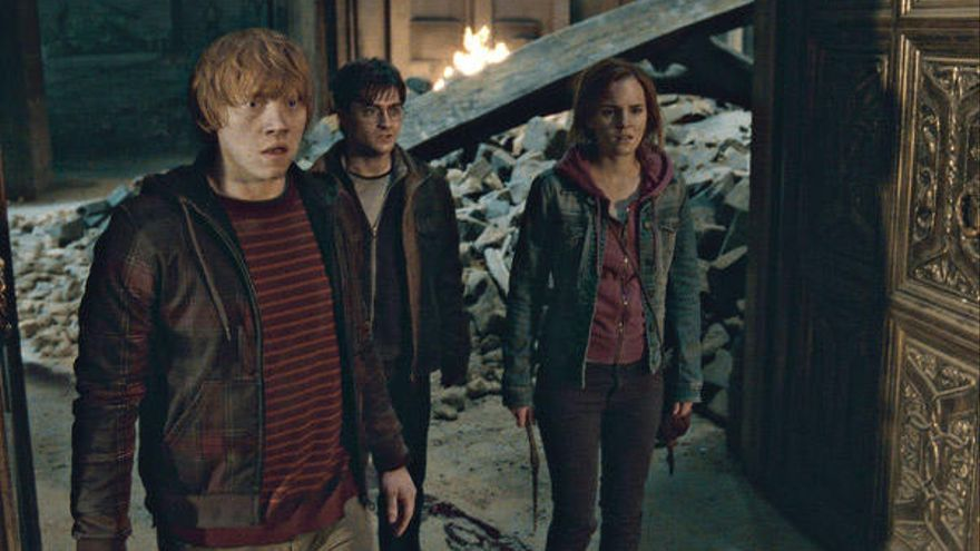 Harry Potter vuelve a los cines para celebrar su cumpleaños