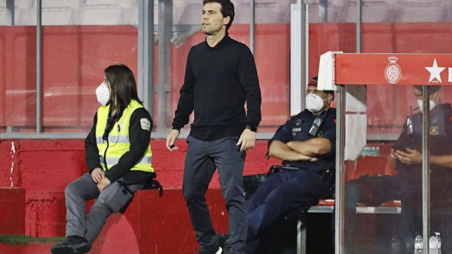 Rubi: «Volem guanyar el Girona per seguir en la bona línia»
