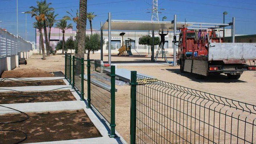 Edificant da el primer paso en Almassora