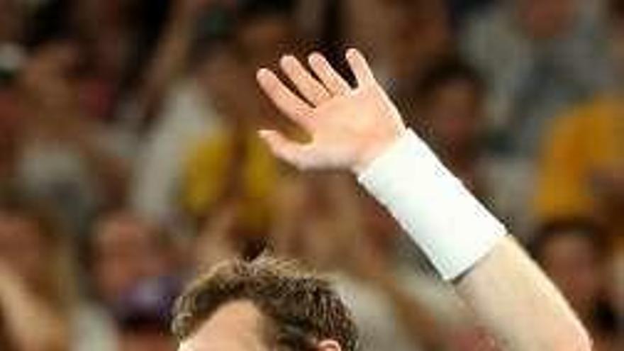 Posible punto y final español para Murray tras perder ante Bautista