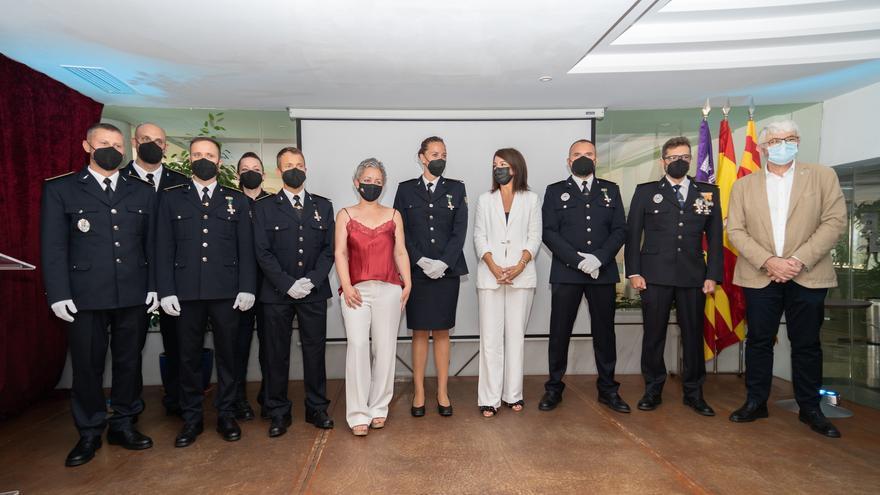 Formentera celebra la Diada de la Policía Local