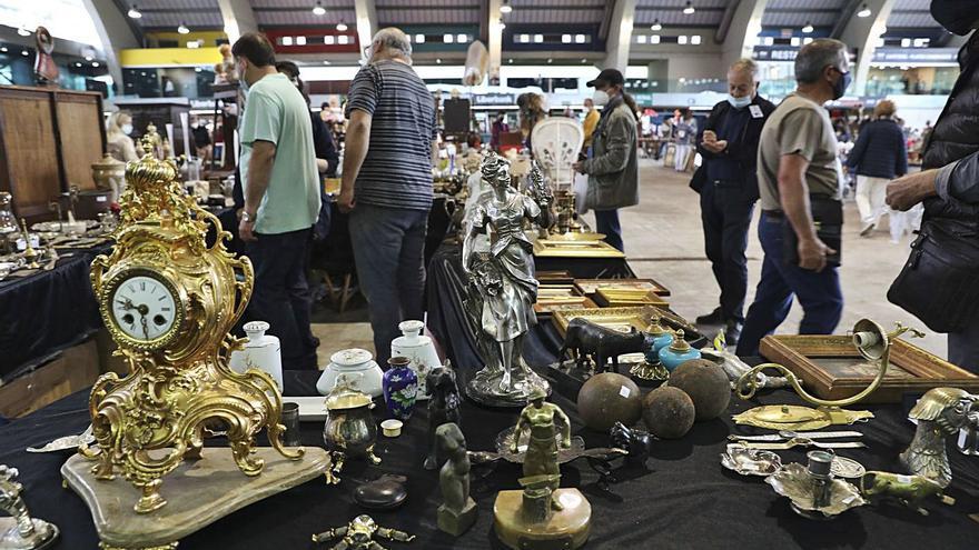 La Feria de antigüedades: un viaje al pasado para mirar al futuro