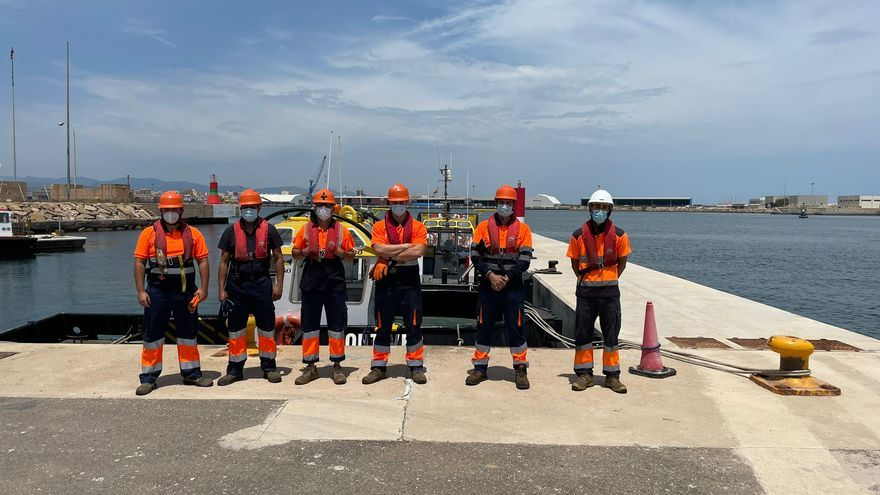 Los amarradores del puerto de Sagunt anuncian movilizaciones