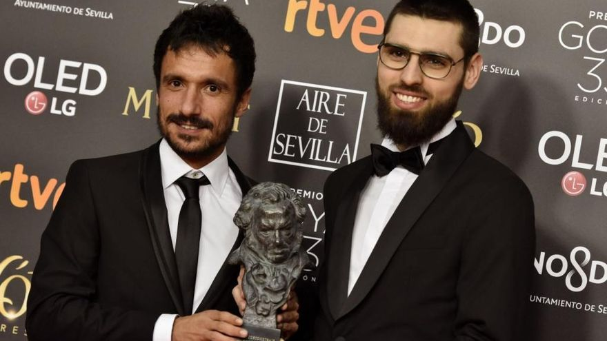 Los autores de 'Gaza', corto que ganó un Goya, inician un proyecto en Benín