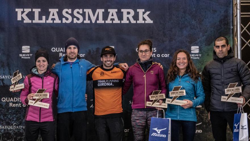 El Trail Rocacorba obre la temporada de Klassmark per la porta gran a Canet d'Adri